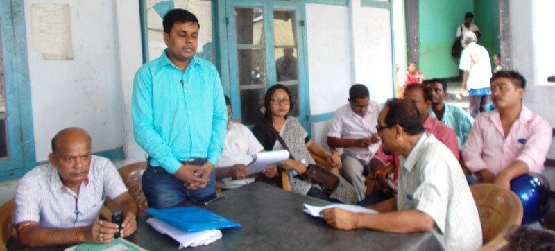 Rajen Goala appointed  Village Defence Party (VDP) deputy advisor
