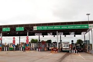 Roha toll gate