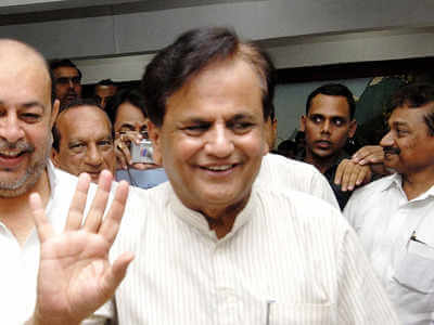 SC asks Gujarat HC not to proceed with Ahmed Patel case