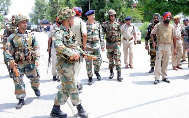 Security tightened in Tripura over Assam (NRC) National Register of Citizens