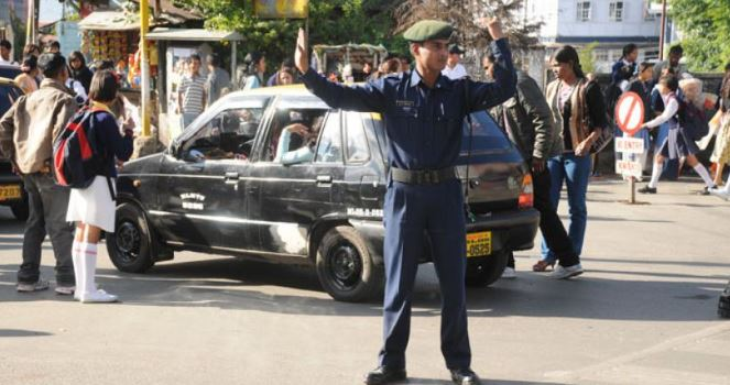 Rs 16,66,750 realized as fine by Shillong Traffic Police