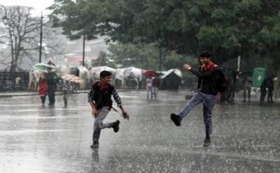 Shimla records highest precipitation in 13 years