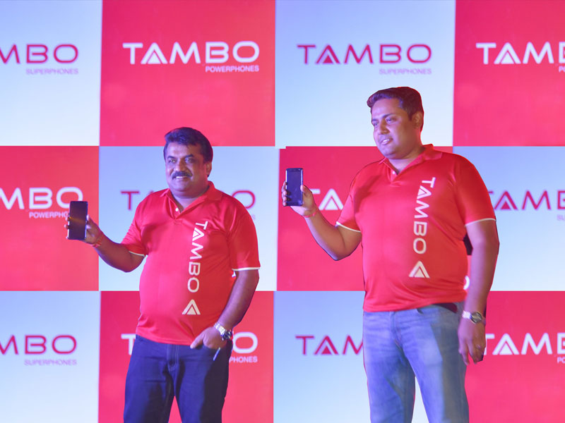 Home grown Tambo Mobile introduces affordable smartphone