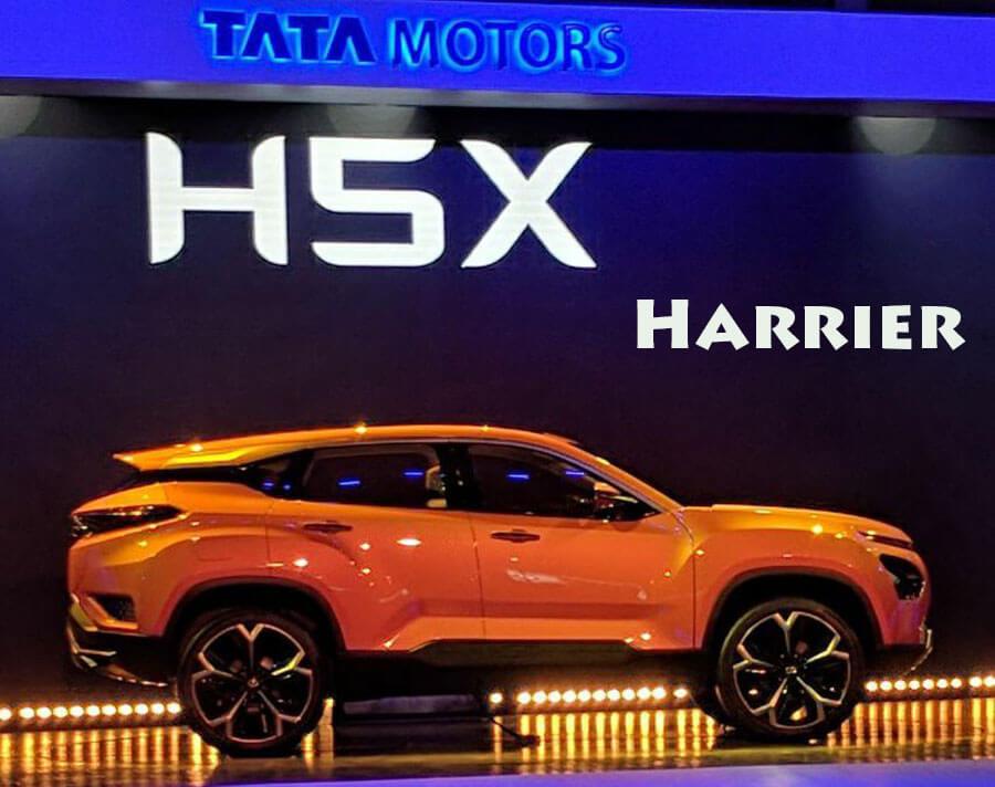 Tata Motors to launch Tata Harrier SUV in 2019