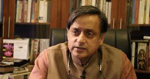 Tharoor slams BJP for 'attack' on his office