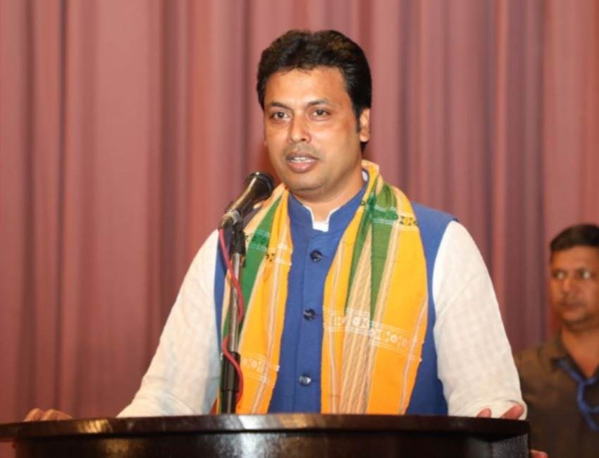 Strains appear in Bharatiya Janata Party (BJP) and Indigenous People's Front of Tripura (IPFT) Over Block Advisory Committee Appointment
