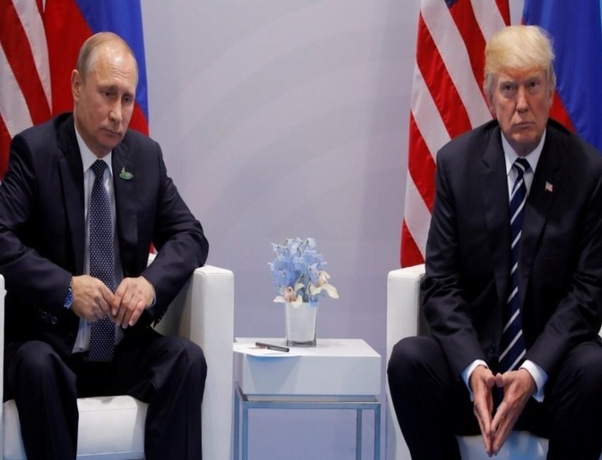 Resolution condemning United President Donald Trump's Helsinki Comments Introduced By Democratic Party