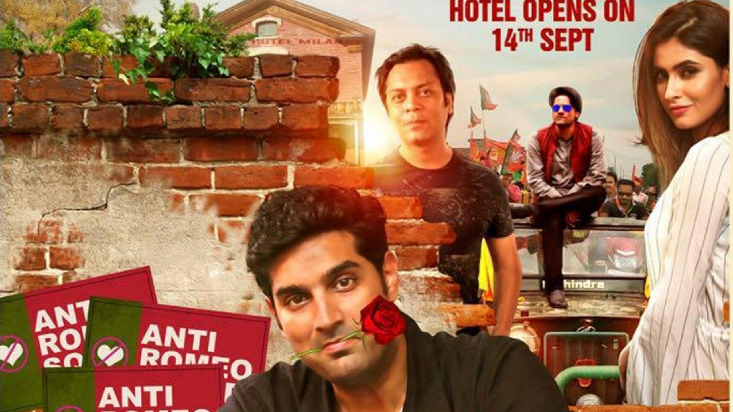 """Voice Against Anti-Romeo Squads: """"Hotel Milan"""" Slated to Release This September"""