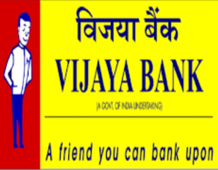 Vijaya Bank net profit dips 44 per in first quarter (Q1) of fiscal 2018-19.