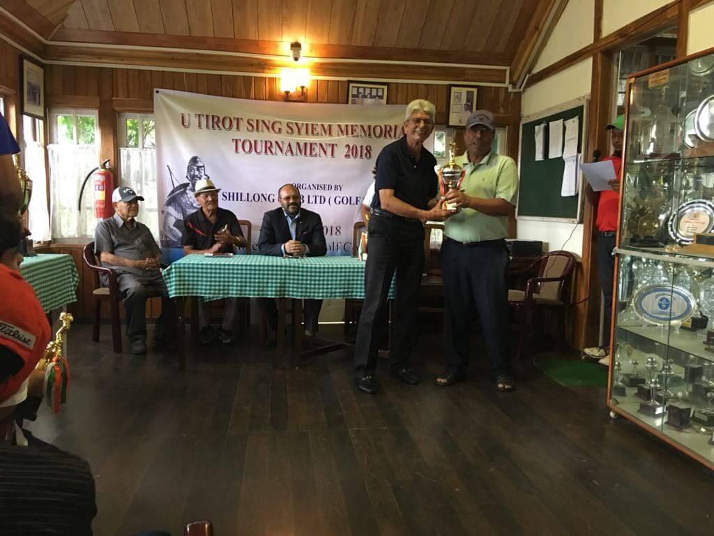 Shillong Golf Course remembers Tirot Sing