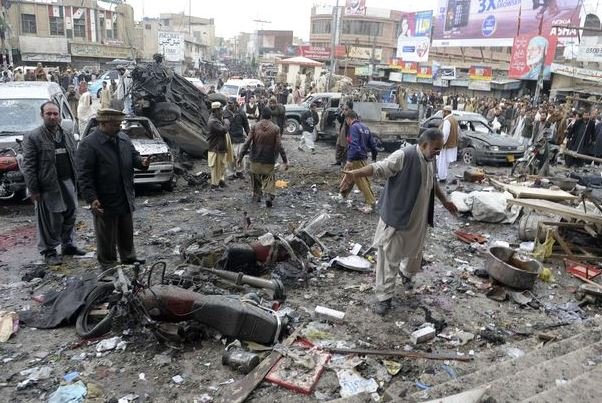 Election Violence: Bomb Blast in Pakistan Killed 132 peoples including a candidate