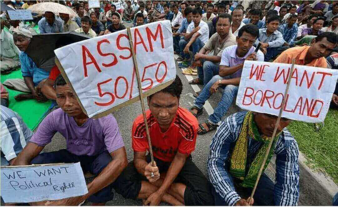 Tripartite talks on Bodoland issue with ABSU today