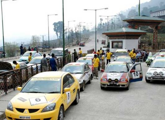 Myanmar, Thailand teams to join car rally