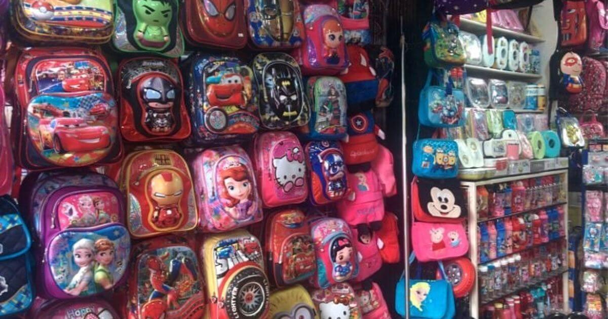 Chinese products flood NE markets