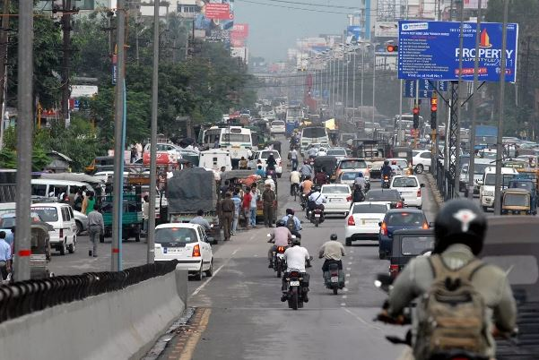 Guwahati City roads to be regulated for specific vehicles