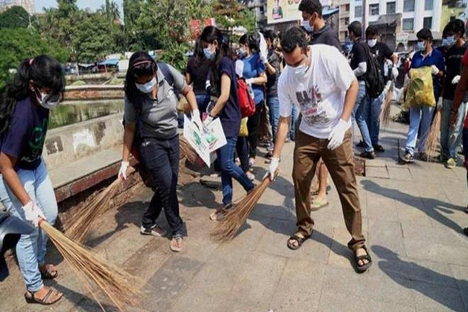 'Cleanliness must be an integral part of our lives'