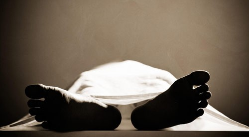 Beggar found dead in Hatigaon, Assam.