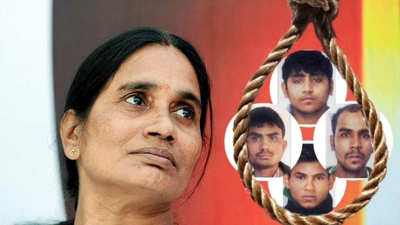 Supreme Court reaffirms death  to four Nirbahaya convicts