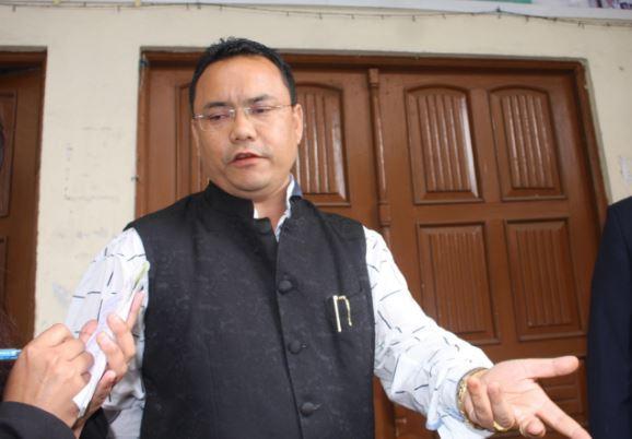 Sniawbhalang Dhar reviews flagship  programmes in Ri Bhoi