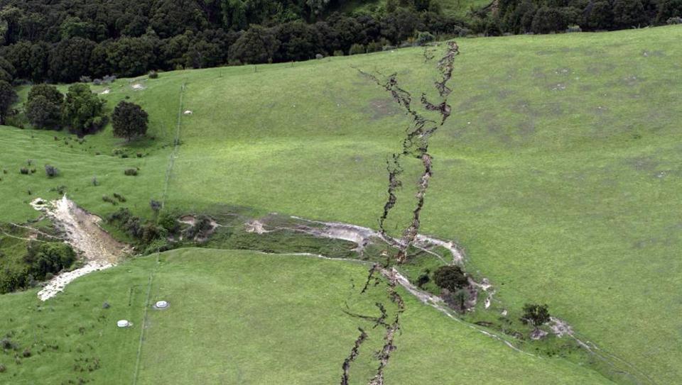 Mild quake felt in Himachal Pradeshs Kangra district.