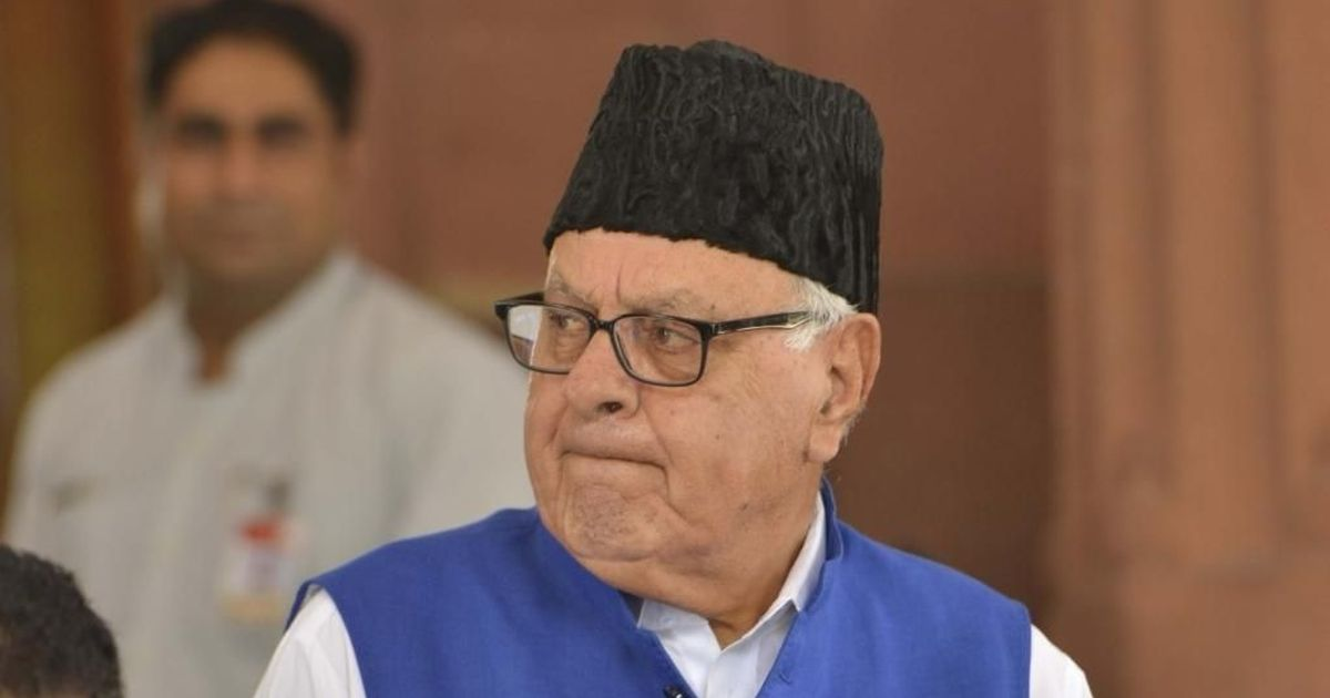 Jammu and Kashmir Cricket Association Scam: Chargesheet filed against former Chief Minister Farooq Abdullah
