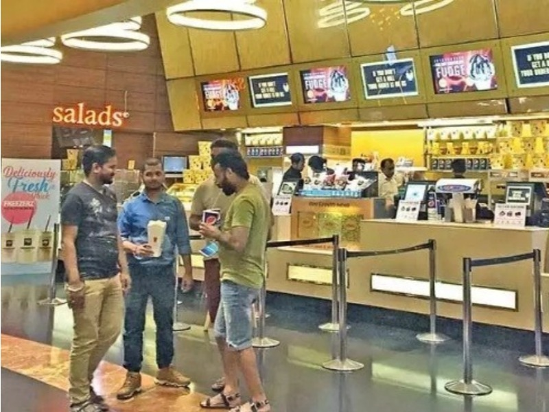No ban on outside food in multiplexes: Maharashtra government