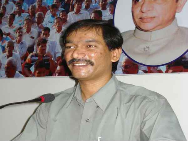 'Goa CM is now a miaowing cat, not roaring tiger' : Goa Congress President Girish Chodankar