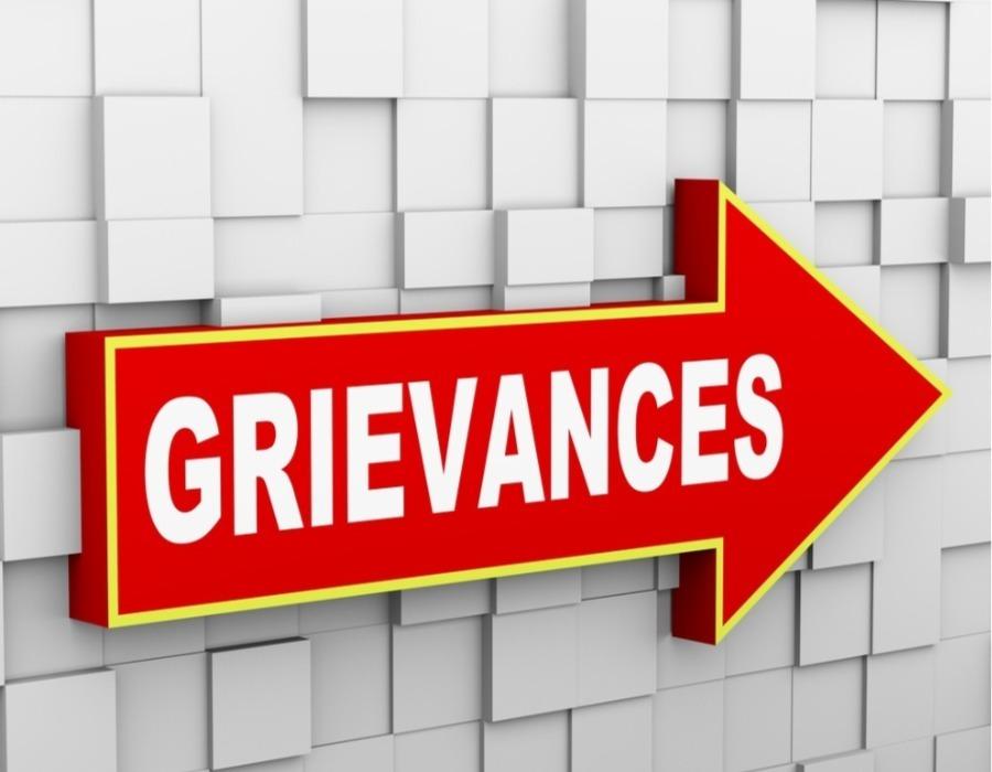 Public Grievances department