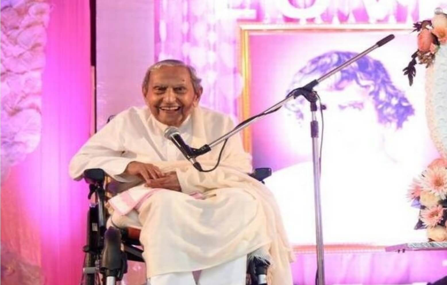 Spiritual Leader JP Vaswani Dies at Age 99