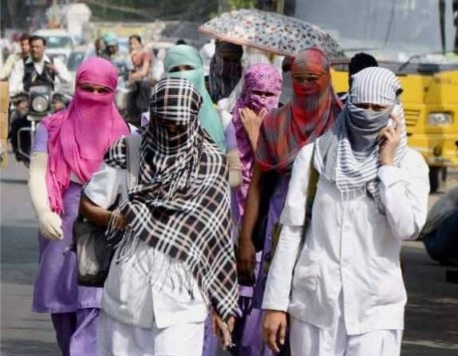 Sudden Rise in Temperature hits Guwahati Residents