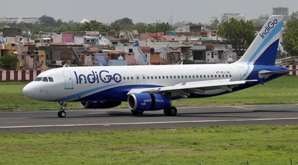 IndiGo airlines Passenger on Chandigarh-Srinagar detained at Srinagar for Hijack Threat