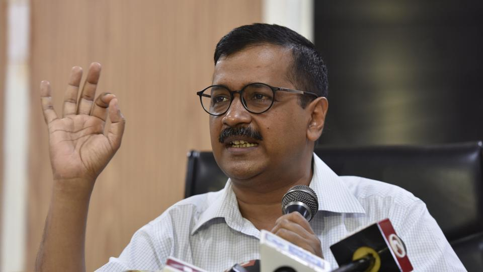 Delhi Chief Minister Arvind Kejriwal cracks whip, revives government website