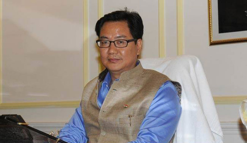 Indigenous people of NE are well protected under CAB: Kiren Rijiju