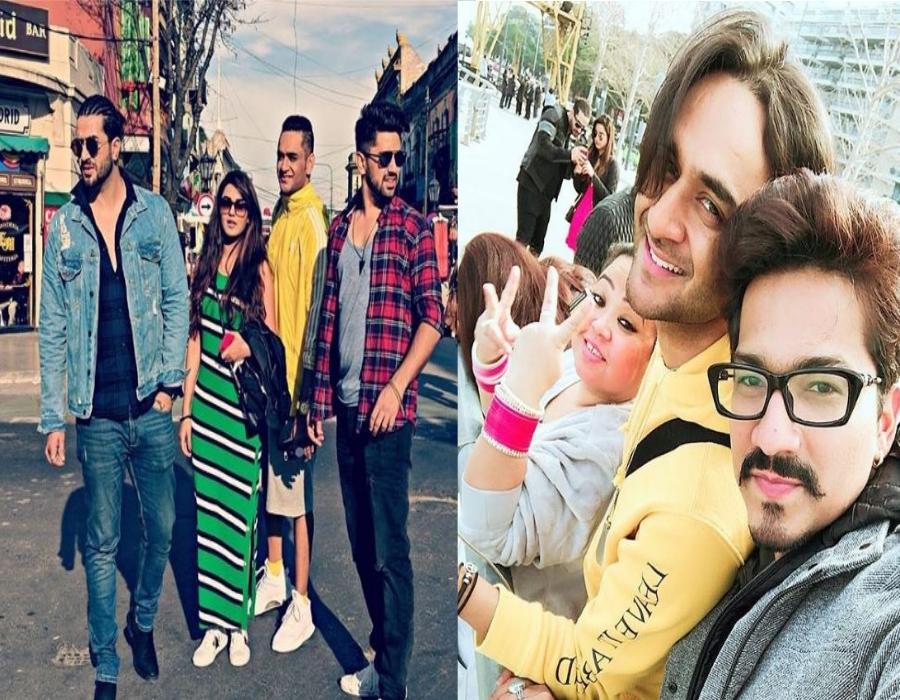 Celebrities get together in Argentina before gearing up for Khatron ke Khiladi season 9