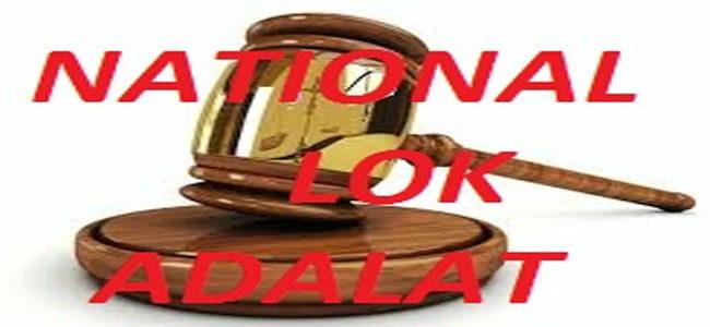 National Lok Adalat