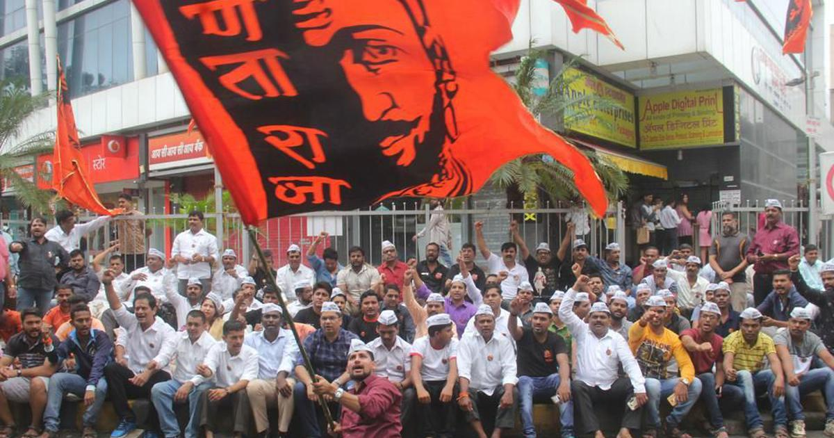 Maharashtra Bandh: Protestors Throw Stones and Police Fire in Air as Maratha outfits rock the State