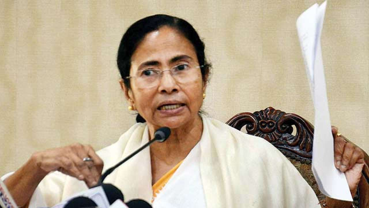 Centre Imposing Super Emergency: West Bengal Chief Minister Mamata Banerjee