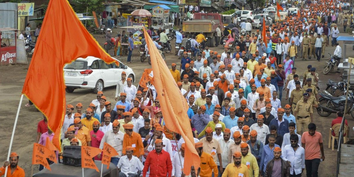 Maratha Quota Agitation: Internet Services suspended in Navi Mumbai in the Wake of Violent Protests