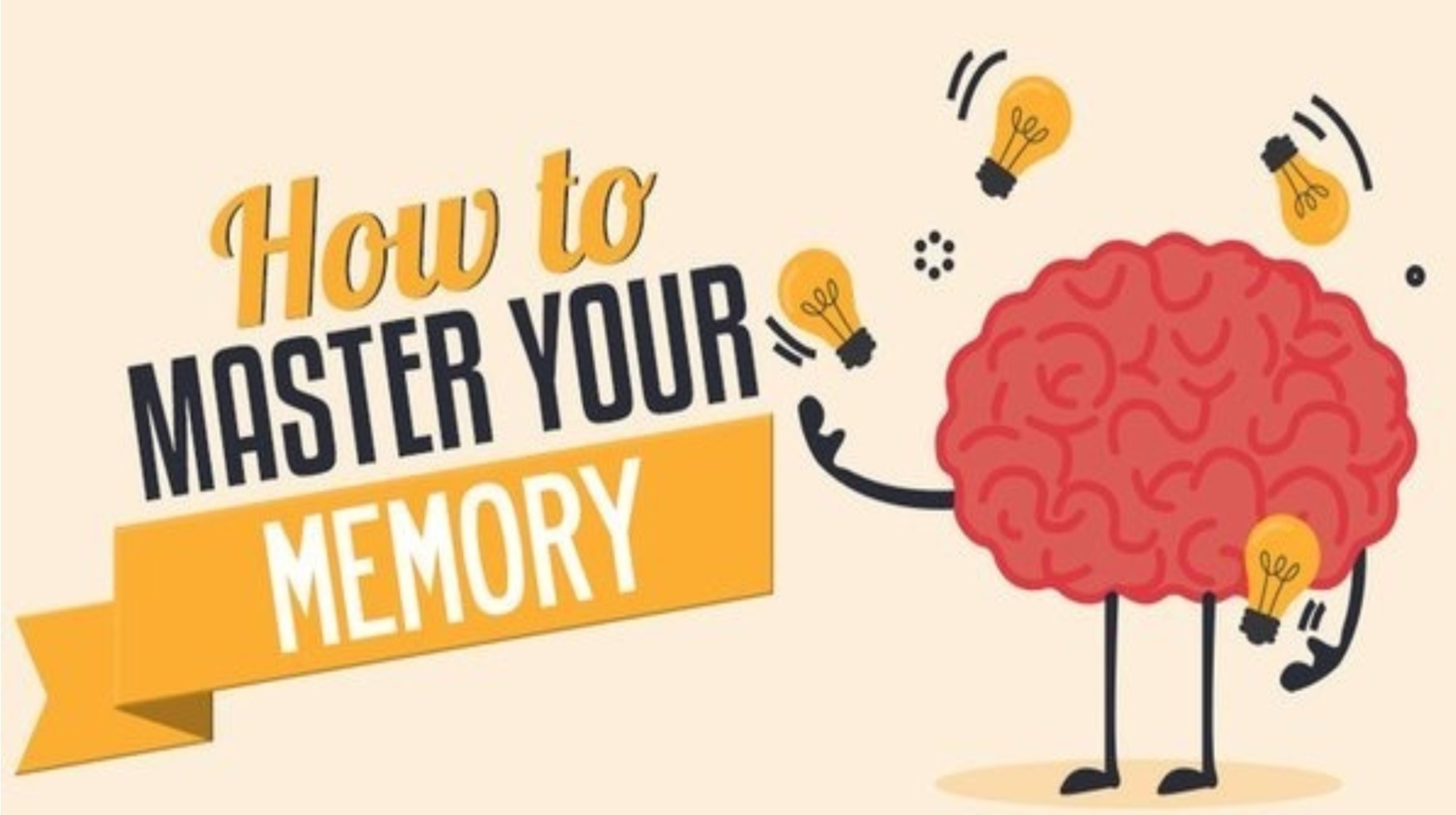 Master your memory with this new book