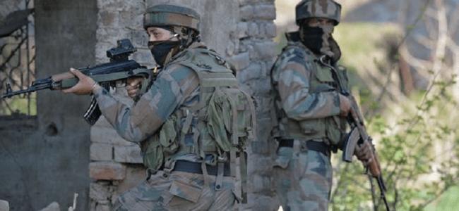 Two militants neutralised at Longding in Arunachal Pradesh