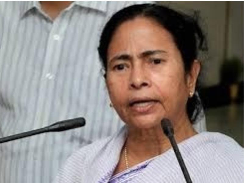 West Bengal Chief Minister Mamata Banerjee criticizes  IT raids