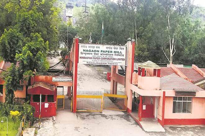 With Jagiroad Paper Mill declared bankrupt, hopes of employees squashed