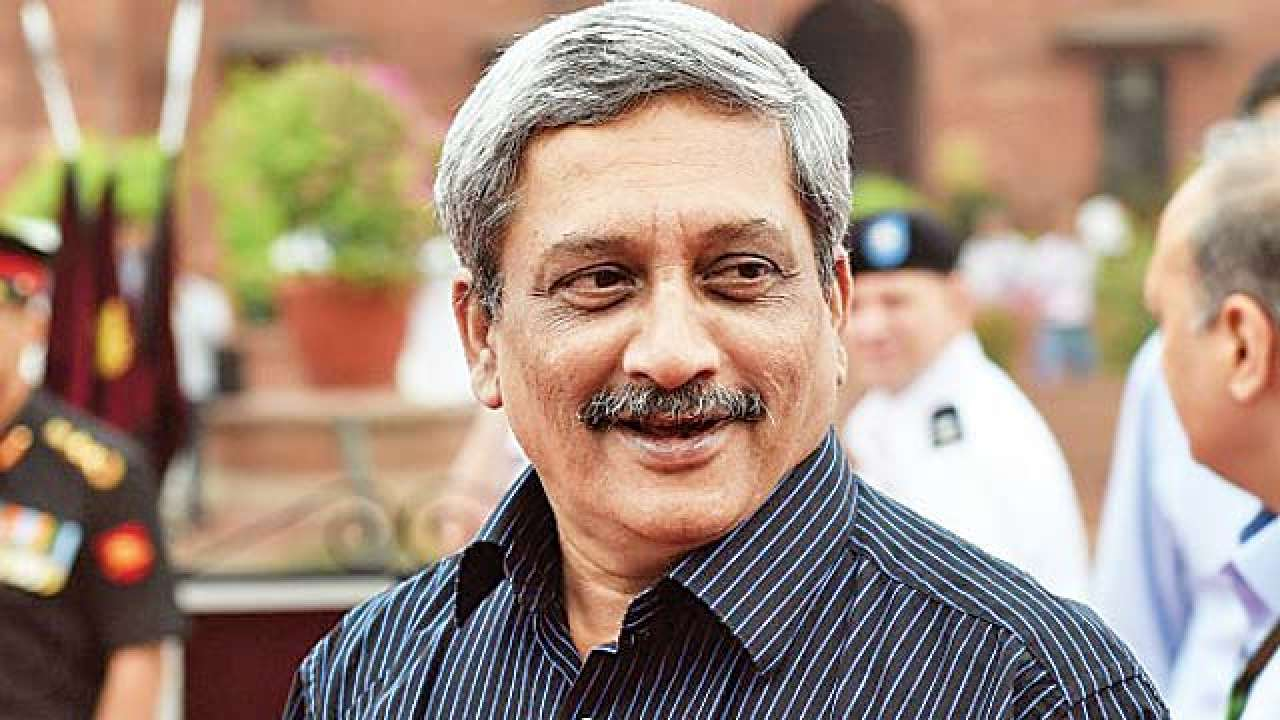 BJP slams demand for Manohar Parrikar's resignation