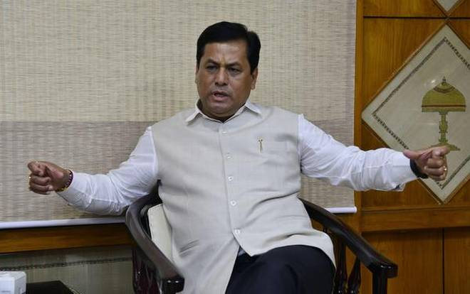 CM Sarbananda Sonowal urged for participation by state PSU in oil field auction