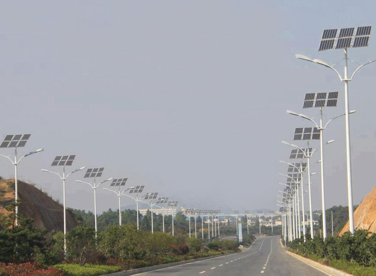 Solar Street Light Scheme Launched in Jaysagar, Assam