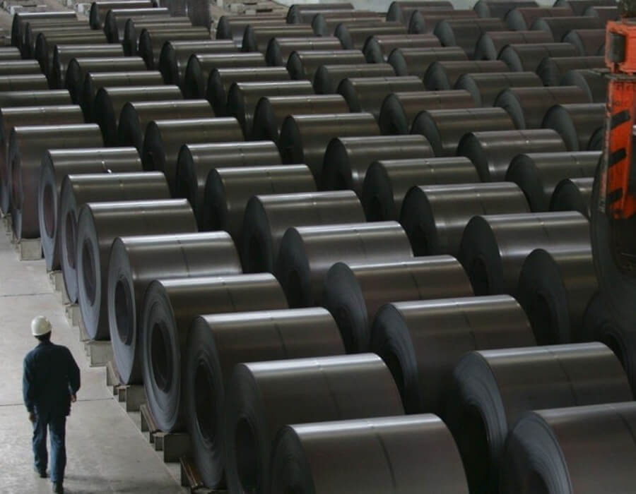 China to probe into steel imports from 4 countries