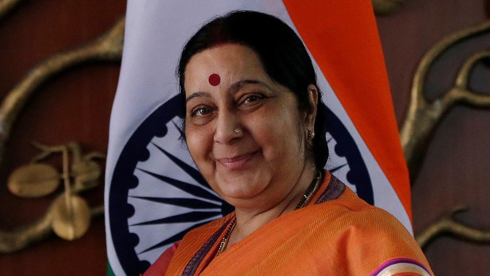 External Affairs Minister Sushma Swaraj to go on Central Asian tour