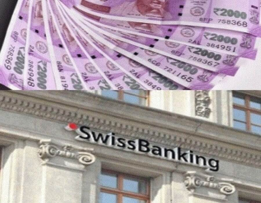 Indian black money in Swiss banks down 80% under National Democratic Alliance Rule