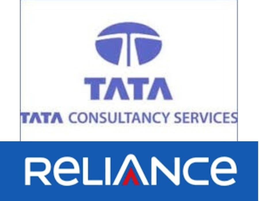 Reliance Industries Ltd (RIL) surpasses Tata Consultancy Services in market capitalisation