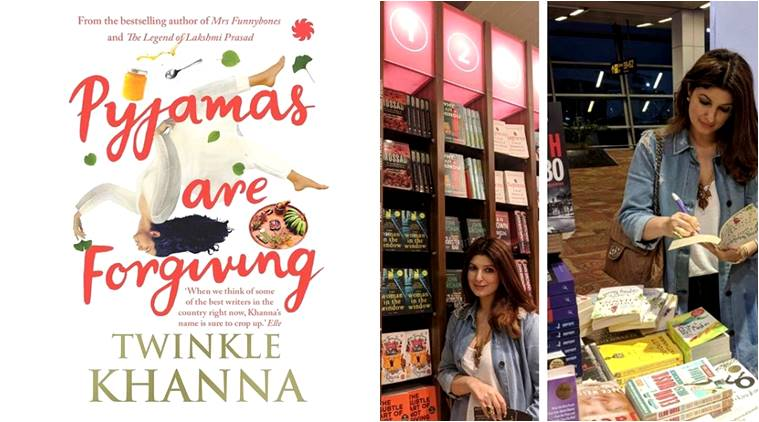 Twinkle Khanna is Ready to Publish Her Book Pyjamas are Forgiving